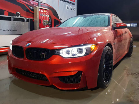 BMW M4 Wynajem