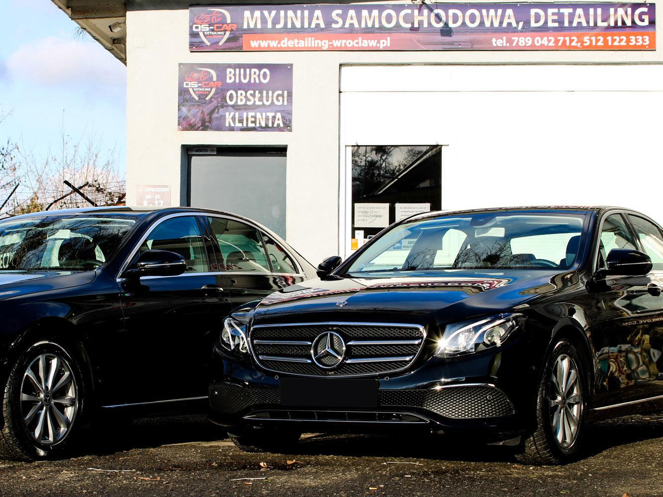 Mercedes E 200 wynajem