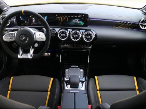 Wynajem aut Mercedes